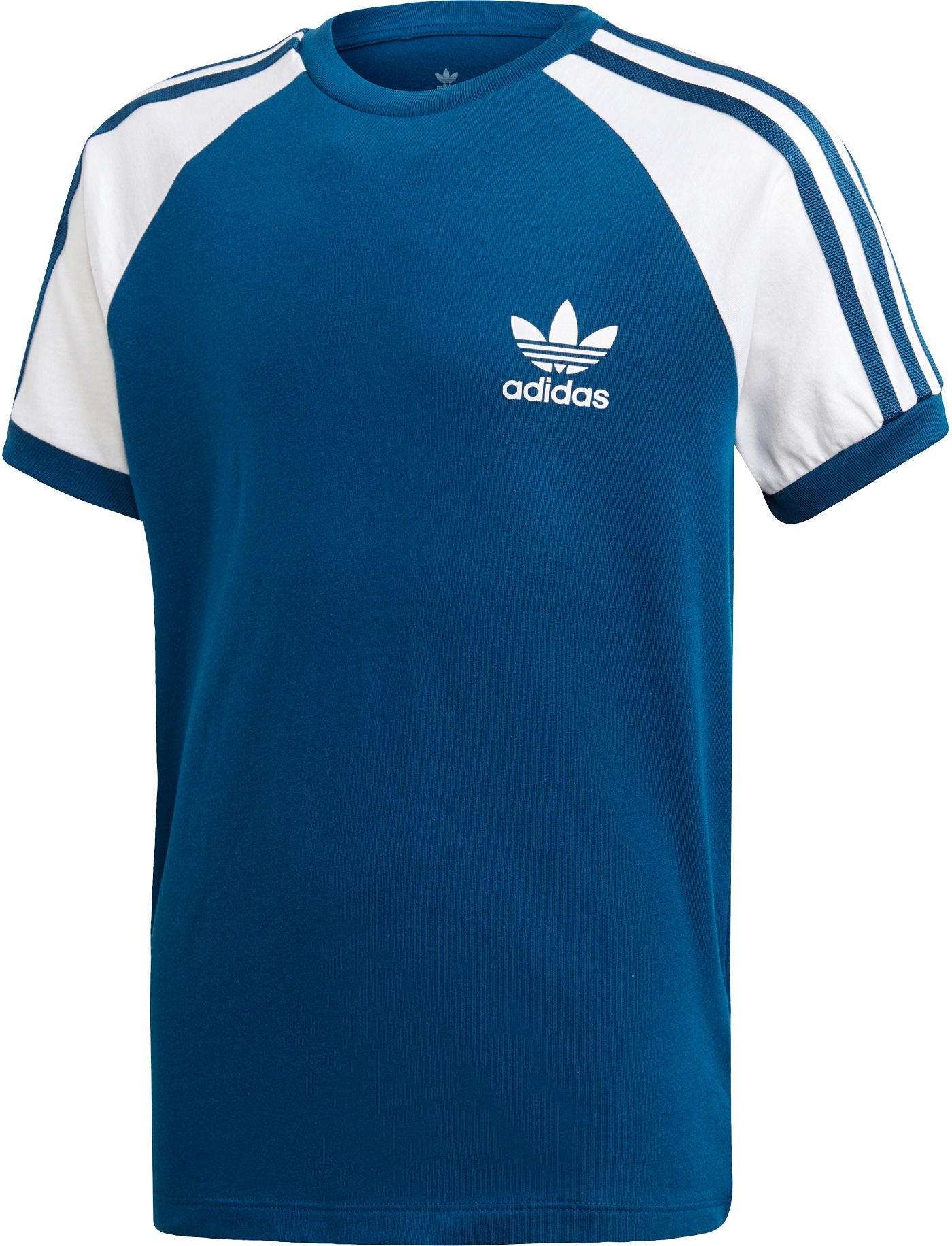 adidas Originals Boys' 3-Stripes T-Shirt