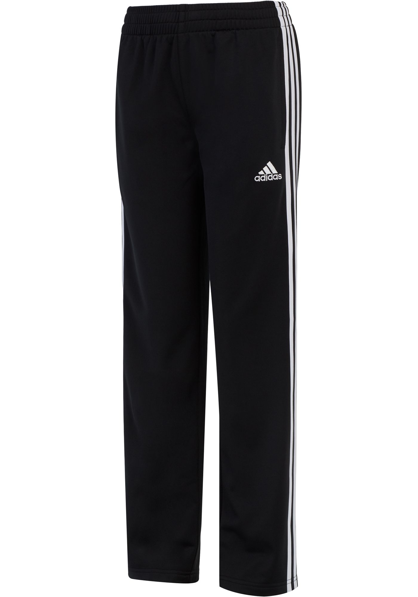 adidas Little Boys' Iconic Tricot Pants