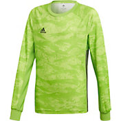 adidas Boys' Adipro 19 Goalkeeper Long Sleeve Soccer Jersey