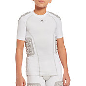Adidas Youth Techfit Padded Football Shirt