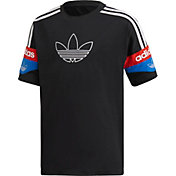 adidas Originals Boys' Graphic Colorblock T-Shirt