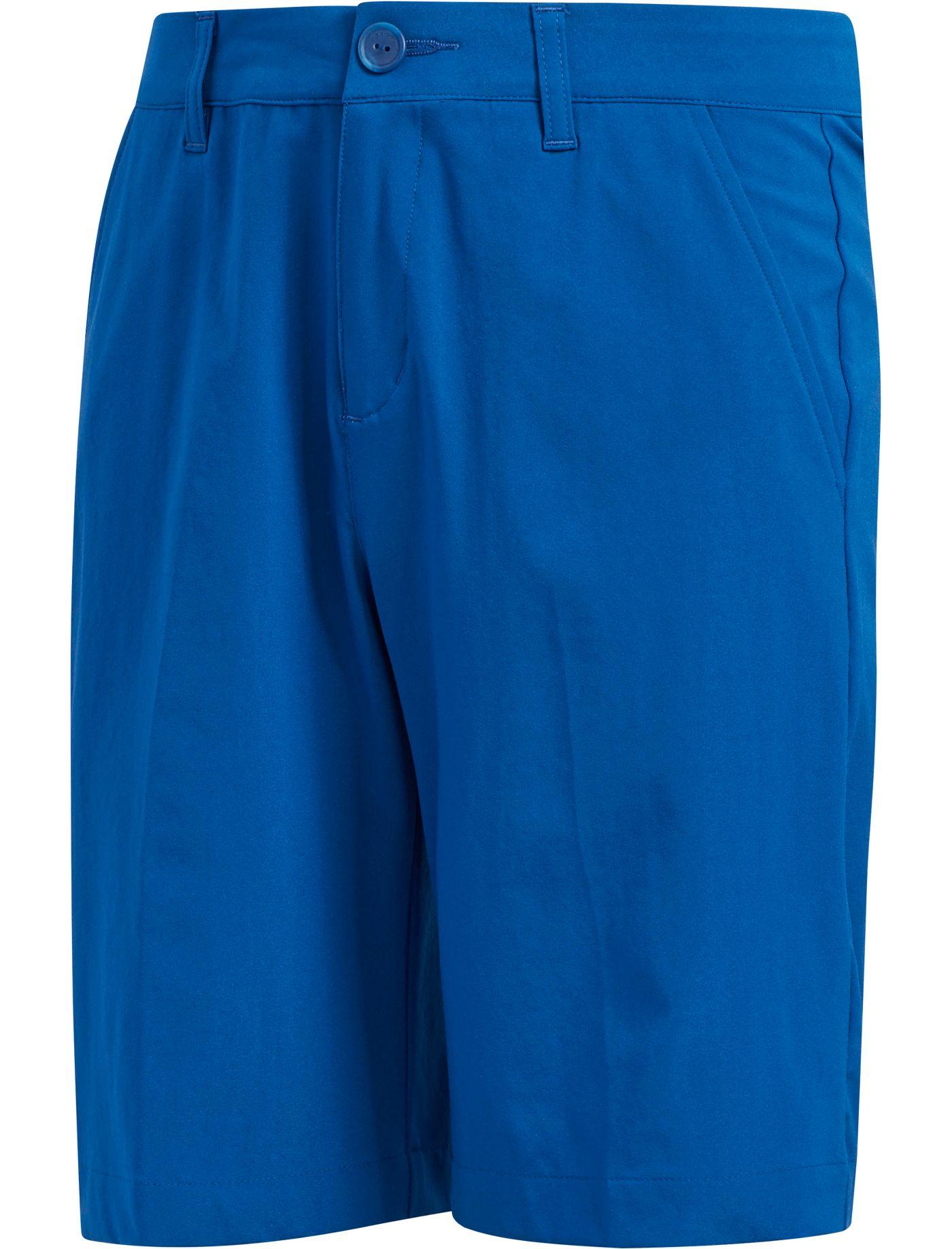 adidas Boys' Solid Golf Shorts