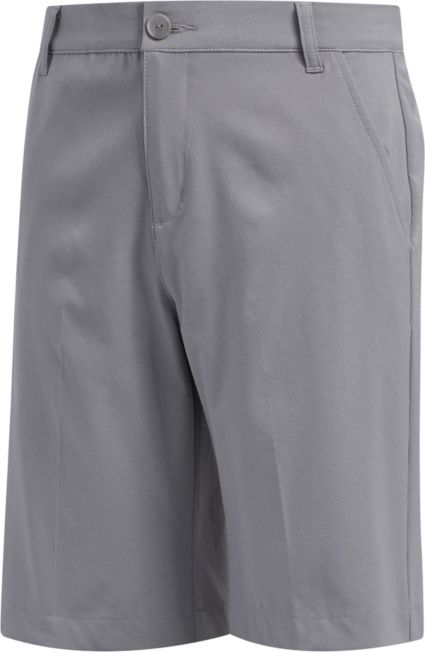 adidas Boys' Solid Golf Shorts