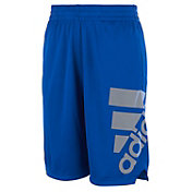 adidas Boys' 3-Stripes Shorts