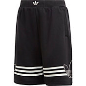 adidas Originals Boys' Outline Shorts