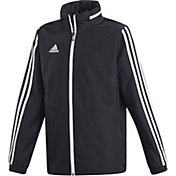 adidas Boys' Tiro 19 All Weather Jacket