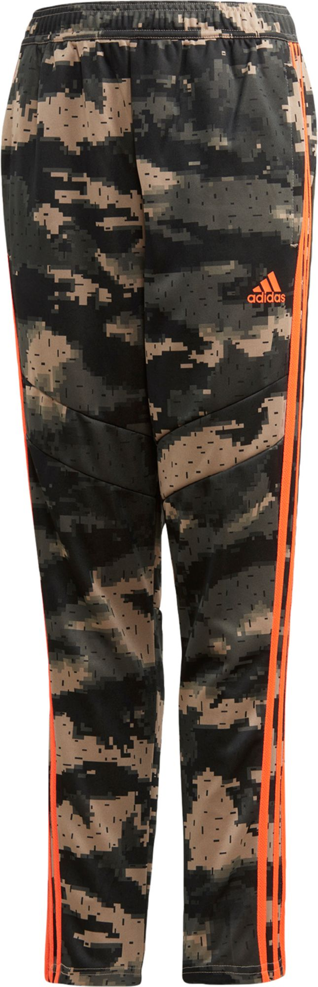 adidas Boy's Tiro 19 Camo Training Pants, Size: XL, Green thumbnail