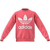 adidas Originals Boy's Trefoil Crewneck Sweatshirt