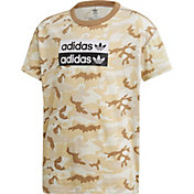 adidas Originals Boy's Vocal Camo T-Shirt