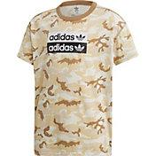 adidas Originals Boy's Vocal Camo T-Shirt