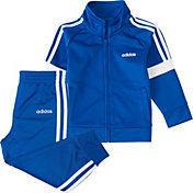 adidas Little Boys' Event Zip Front Jacket and Jogger Pants Set