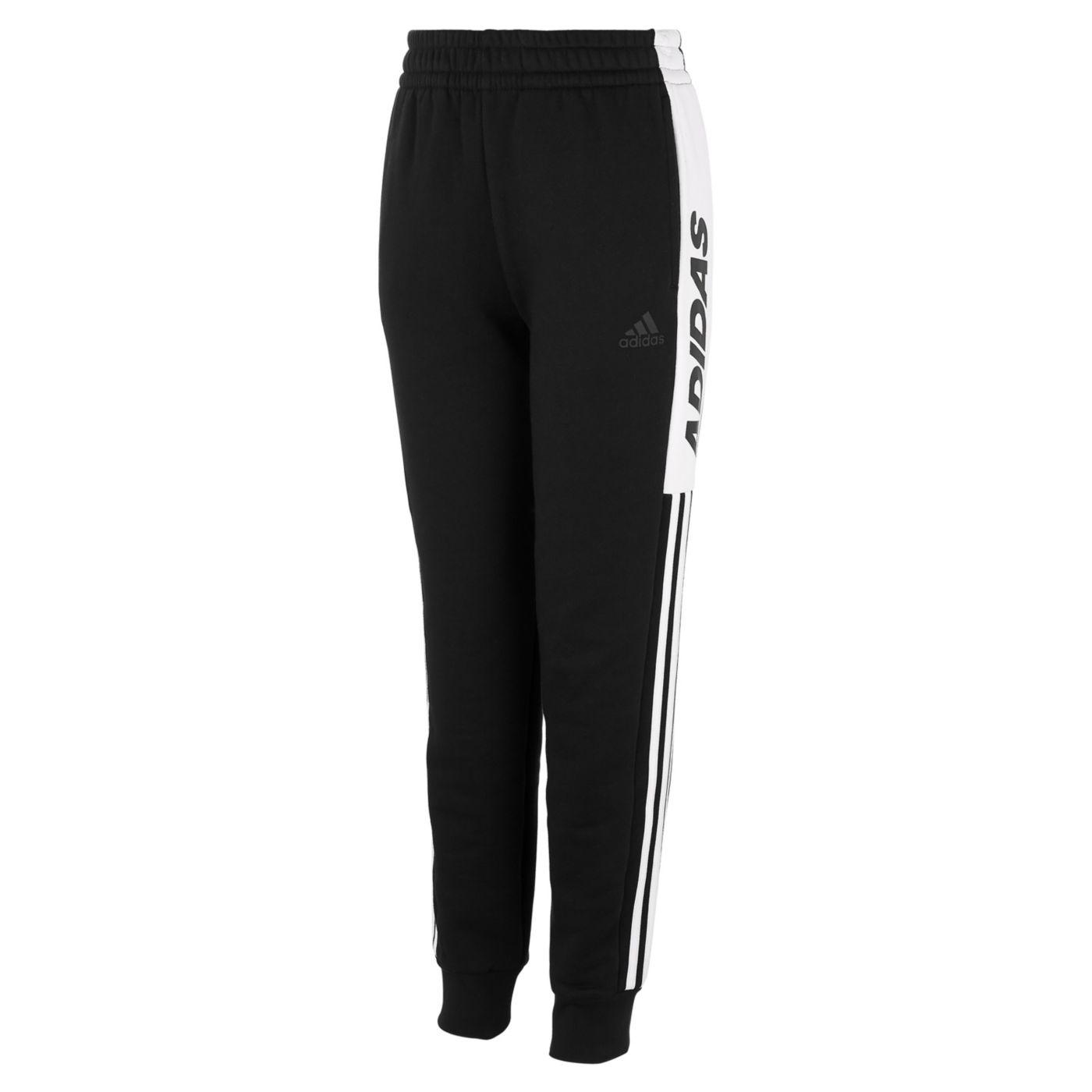 adidas Boys' climalite Sport Jogger Pants