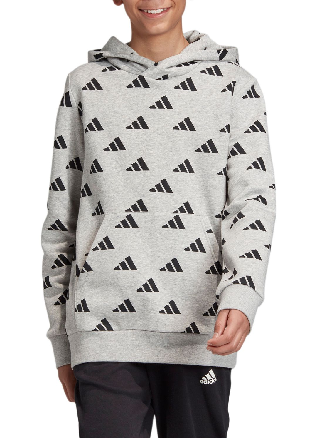 Einzelhandelspreise billiger Verkauf Vorschau von adidas Boys' ID Pullover Hoodie
