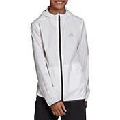 adidas Boys' ID Light Windbreaker