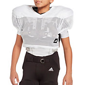 Adidas Youth Crop Top Football Jersey