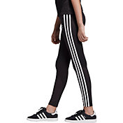 adidas Originals Girls' 3-Stripe Leggings