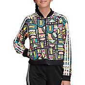 adidas Girl's Belair Track Jacket