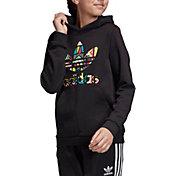 adidas Girls' Belair Trefoil Hoodie