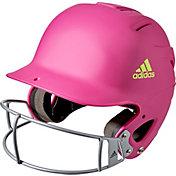 adidas Destiny Fastpitch Batting Helmet w/ Mask