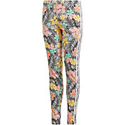 adidas Originals Girls' Floral Print Leggings