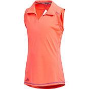 adidas Girls' Fashion Golf Polo