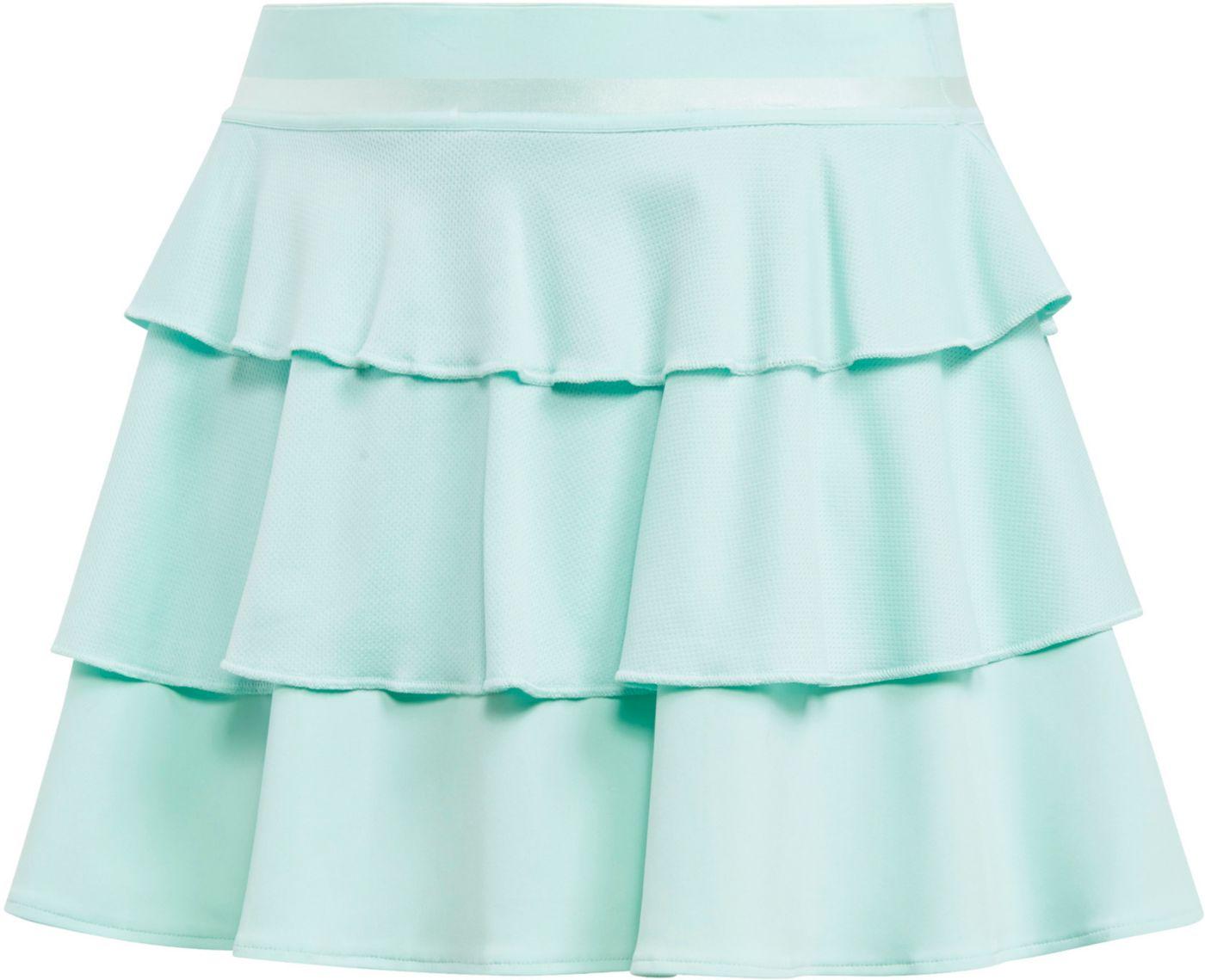 adidas Girls' Frill Tennis Skort