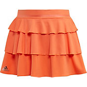 adidas Girls' Frill Tennis Skort