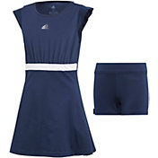 adidas Girls' Ribbon Tennis Dress
