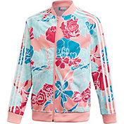 adidas Originals Superstar Floral Track Jacket