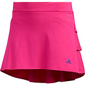 adidas Girls' Ruffled Golf Skort
