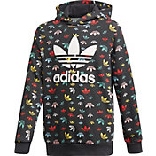 adidas Originals Girls' Culture Clash Hoodie