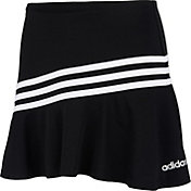 adidas Girls' 3-Stripe Sport Skort