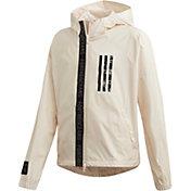 adidas Girls' Parley Windbreaker Jacket