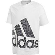 adidas Girls' Statement T-Shirt