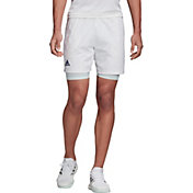 "adidas Men's 2-in-1 7"" Tennis Shorts"