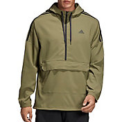 adidas Men's 3-Stripe SID Anorak Jacket