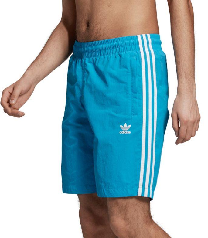 4d42cb7cc8 adidas Originals Men's 3-Stripes Swim Shorts | DICK'S Sporting Goods