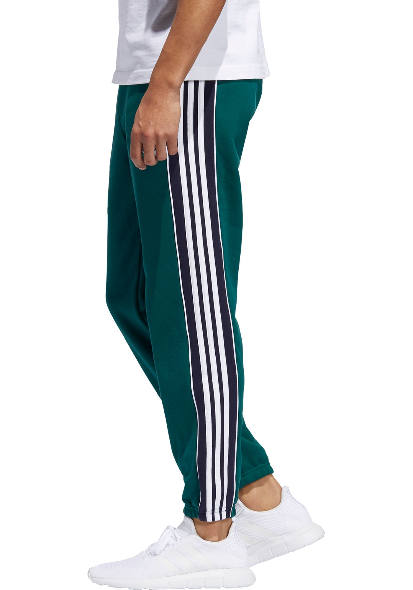 adidas Originals Men's 3-Stripes Panel Sweatpants