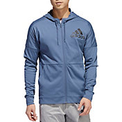 adidas Men's Athletics Full Zip Hoodie