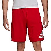 adidas Men's Athletics Must Haves Badge Of Sport Shorts