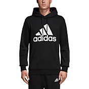 adidas Men's Athletics Must Haves Badge of Sport Hoodie