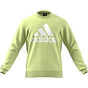 adidas Men's Athletics Must Haves Badge of Sport Crew Sweatshirt