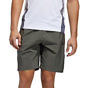 adidas Men's Axis 20 Woven Heathered Training Shorts