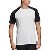 adidas Men's Club Colorblock Tennis Shirt