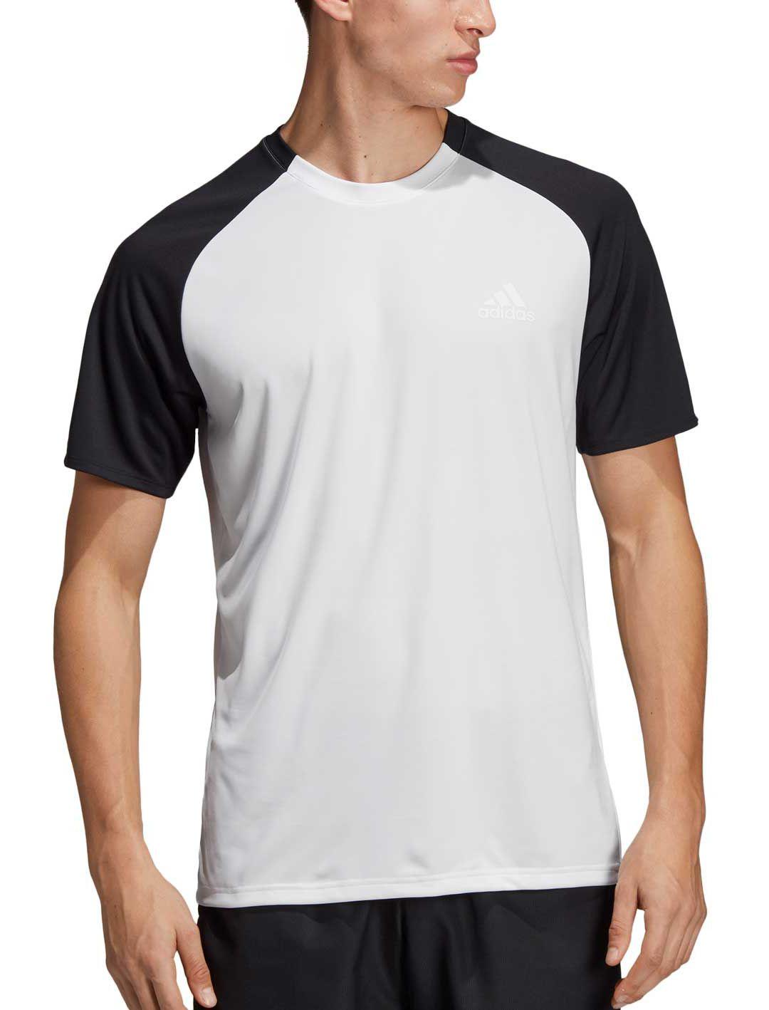 the latest 354cf 0435b adidas Men's Club Colorblock Tennis Shirt | DICK'S Sporting ...