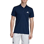 adidas Men's Club Rib Golf Polo
