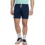 adidas Men's Club Stretch Woven Tennis Shorts