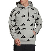 adidas Men's Athletics Pack Allover Hoodie