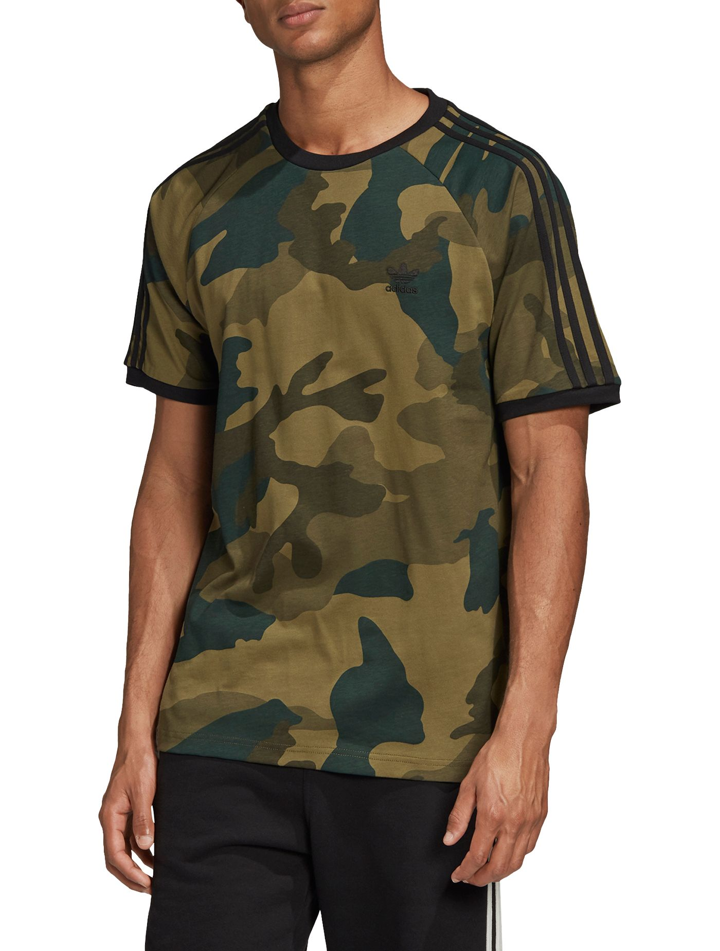 adidas Originals Men's Camo Cali T-Shirt