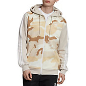 adidas Originals Men's Camouflage Full Zip Hoodie